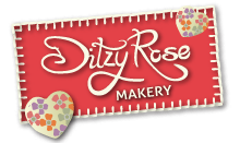 Ditzy Rose Makery