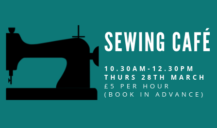 Sewing Cafe in Tattenhall